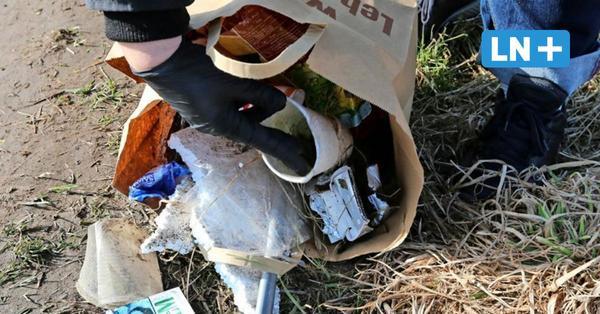 Anwohnerin klagt über viel Müll in der Dornbreite