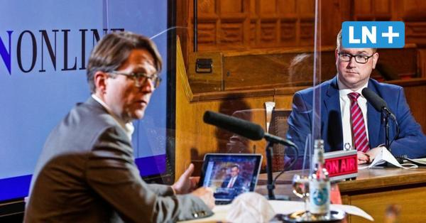Corona: Lübecks Bürgermeister Lindenau warnt vor neuer Corona-Welle