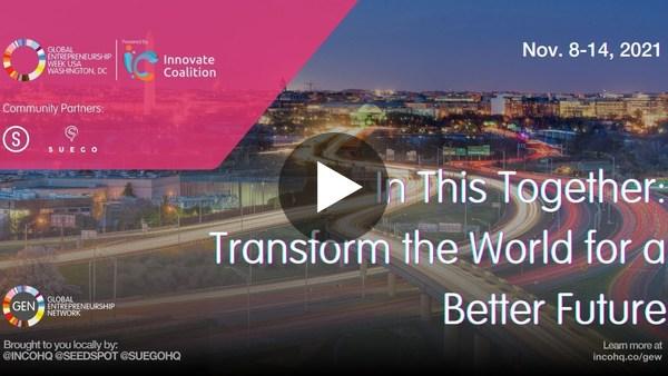 GEW2021 Town Hall (Video On Demand)