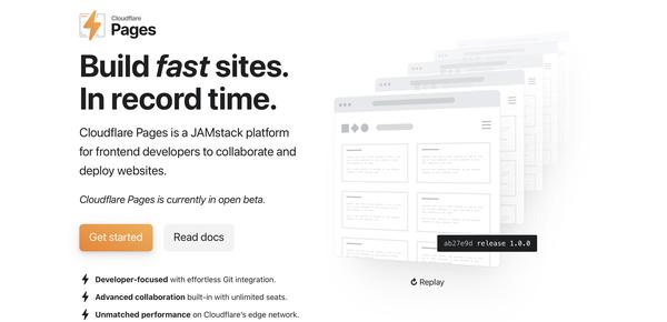 Cloudflare Pages'in ücretlendirmesi açık beta haliyle Netlify'dan (tahmin edebileceğiniz gibi) daha uygun duruyor