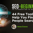 44 Free Tools to Help You Find What People Search For   Search Engine Journal