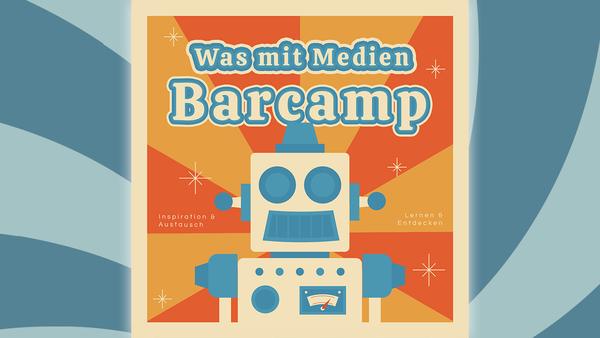 Am Samstag (13. März) findet von 12 bis 16 Uhr unser Barcamp virtuell statt.