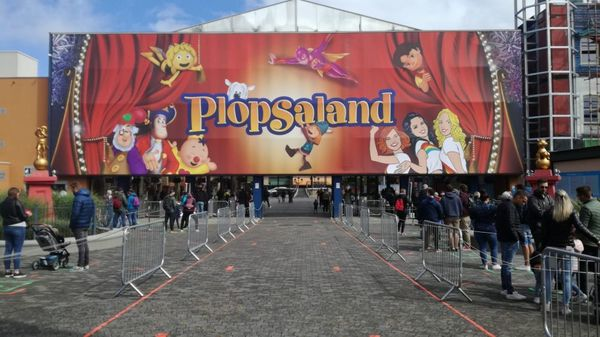 Plopsaland à La Panne ouvre en avril. - Plopsaland De Panne opent in april