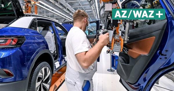 Volkswagen: Tarifbeschäftigte bekommen einen Bonus von 2700 Euro