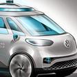 VW: ID.Buzz soll schon 2025 komplett ohne Fahrer unterwegs sein
