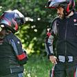 Sicher: Ducati präsentiert leichte Airbag-Weste für Motorradfahrer