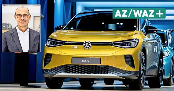 """Milliarden-Investitionen: VW wird sich """"so stark verändern wie nie zuvor"""""""
