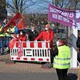 """""""Uns fehlt die Wertschätzung"""": So verlief der Warnstreik bei Volkswagen"""