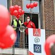 """Lesermeinung zum Warnstreik in Wolfsburg: """"Fremdschämen für die IG Metall"""""""