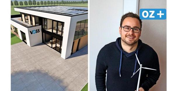 Rostocker Energie-Unternehmen Voss Energy zieht nach Admannshagen um