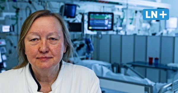 So leiden die Corona-Patienten: Eine Lübecker Intensiv-Ärztin berichtet