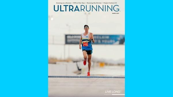 Photo : Ultrarunning Magazine