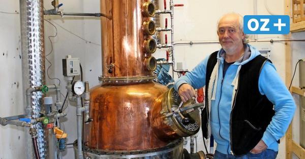 Damshagen: Tropfenkontor brennt edlen Schnaps aus ablaufendem Bier