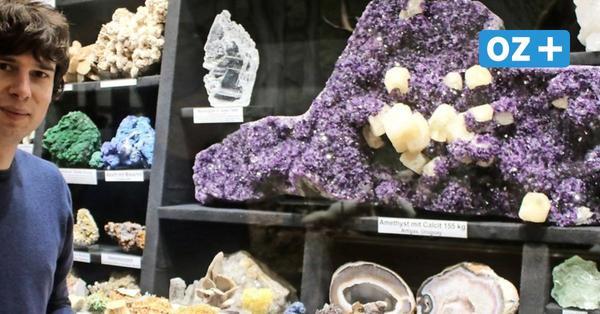 Natur-Schatzkammer Neuheide: 155 Kilo schwerer Amethyst ist Star der neuen Mineralienschau