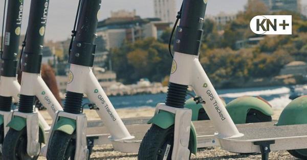Lime in Kiel: Weiterer Anbieter von E-Scootern in Kiel