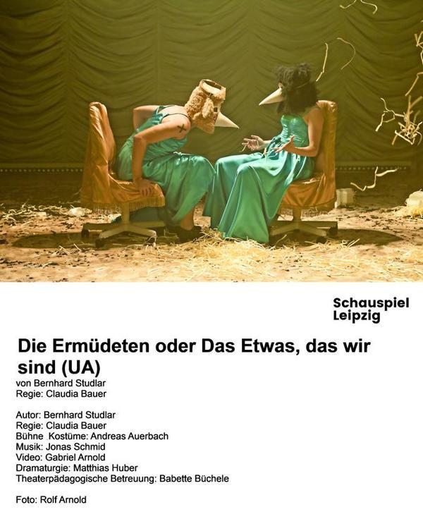 Foto: Schauspiel Leipzig / Rolf Arnold