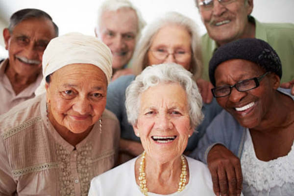 Stokes Brown Public Library - Mental Health First Aid for Older Adults