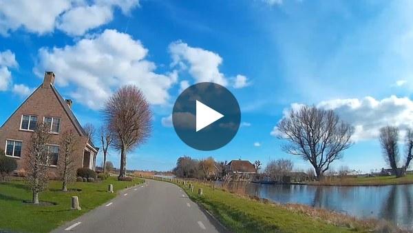 LEIMUIDEN - Roadtrip langs De Drecht (video)
