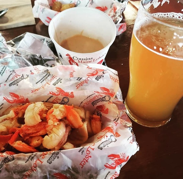 BS Brew Works All Things Deliciously Lobster!