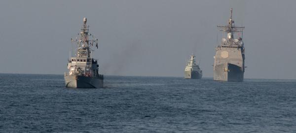 กองเรือรบสหรัฐฯ (Cr. www.navy.mil/)