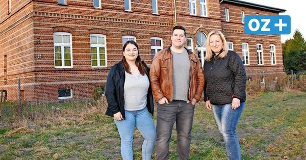 Bookhagen: In diesem Gutshaus leben drei Generationen unter einem Dach
