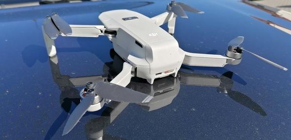 Mit dieser Drohne vertreibt sich Stephan Boden die Zeit. (Foto: privat)