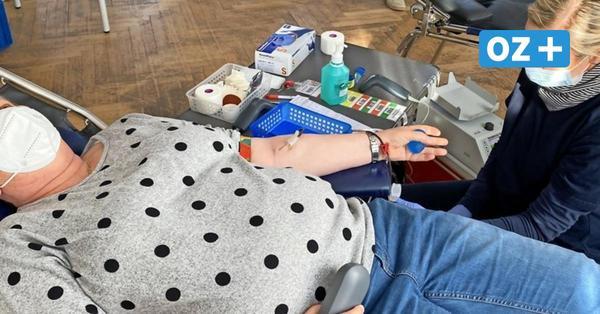 Barth: Corona bremst Blutspendedienst aus