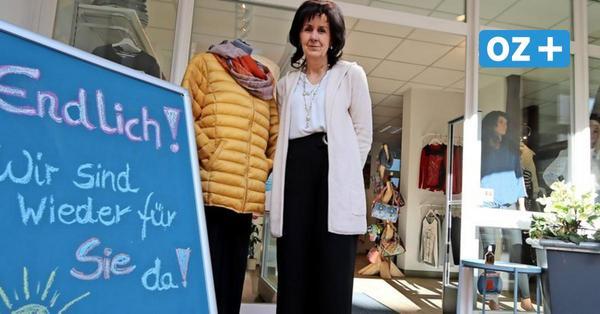 Einzelhändler in Ribnitz-Damgarten: Öffnung mit einigen Fragen