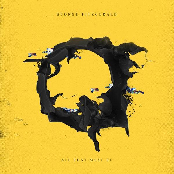 The album cover for All That Must Be
