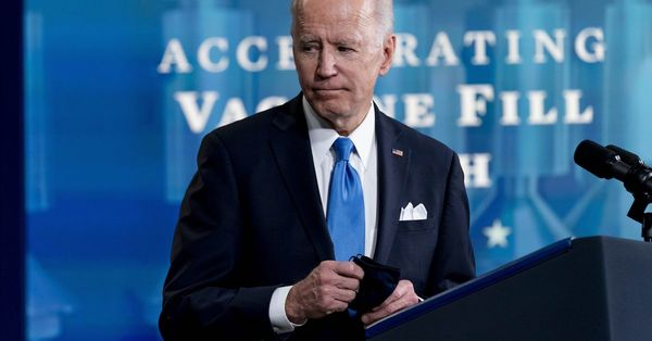 By actually governing, Biden proves to be the un-Trump