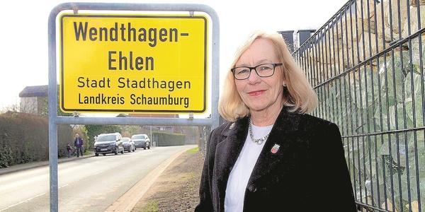 Seit 20 Jahren ist Ulrike Koller (SPD) Ortsbürgermeisterin von Wendthagen-Ehlen. Jetzt will sie Jüngeren den Vortritt lassen und im September nicht noch einmal zur Wahl antreten, wie sie in dieser Woche mitteilte.
