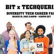 BIT x TECHQUERIA TECH CAREER FAIR | Meetup