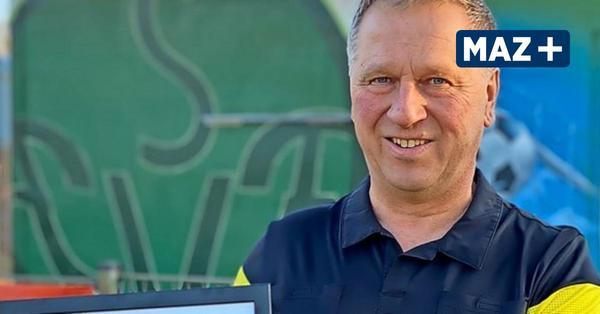 50 Jahre beim SV Falkensee-Finkenkrug: Andreas Isidorczyk gehört zum Vereinsinventar