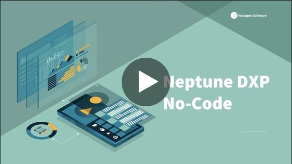Neptune Software DXP - No Code | Development Toolset