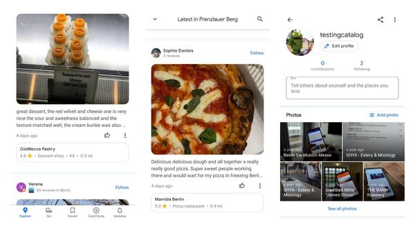 Google Maps slowly turns into a social network for local guides