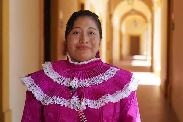 Mexico, SDG5: Indigenous women in Mexico break down language barriers to respond to the COVID-19 pandemic