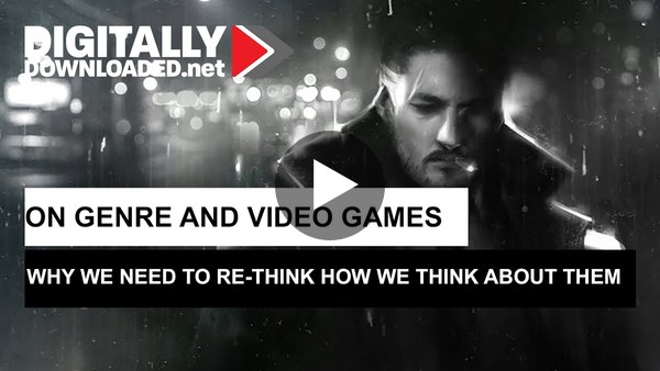 On genre and video games: We're talking about them wrong