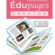 Édupages Creator. Un bon outil pour réaliser un livre numérique en classe