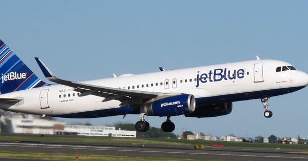 Comunicado de JetBlue a sus clientes sobre vuelos EE.UU-Cuba