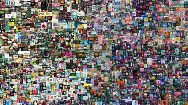 Digitales Kunstwerk: 69 Millionen Dollar für eine JPEG-Datei