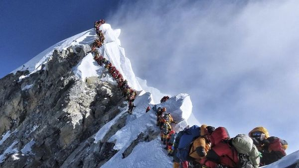 Museum will Müllkunst vom Mount Everest ausstellen