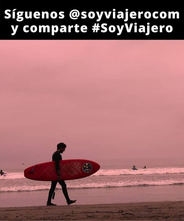 📸 : @viajandosindinero // PLAYA La BOCA, Chile. #SoyViajero #SoyOutsider //
