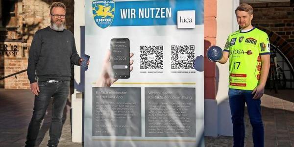 Rostock ist Vorreiter bei Luca-App – aber im Rathaus herrscht noch Zettelwirtschaft