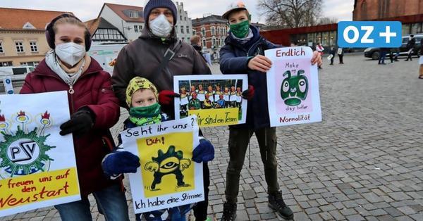 Training in Zehner-Gruppen: Das sagen Ribnitz-Damgartens Sportler zu der neuen Regel