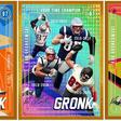 Gronk brings sports memorabilia into digital age with NFT trading cards | Reuters