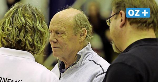 Corona nahm ihm die Luft zum Atmen: Warnemünder Handballer trauern um Klaus Boos