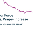 As Labor Force Shrinks, Wages Increase