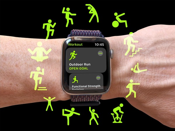 How to mix up activities for a more effective Apple Watch workout