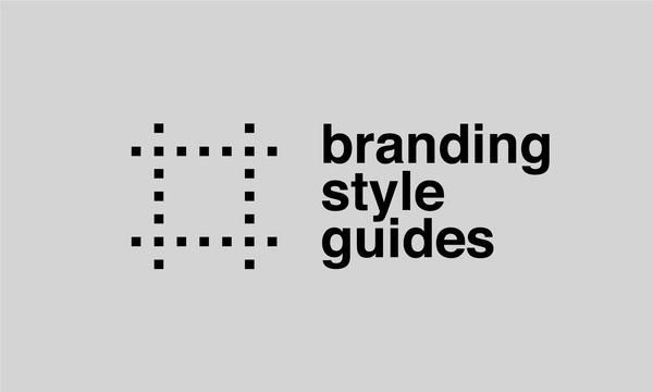 Die Mega-Datenbank der Branding Style Guides