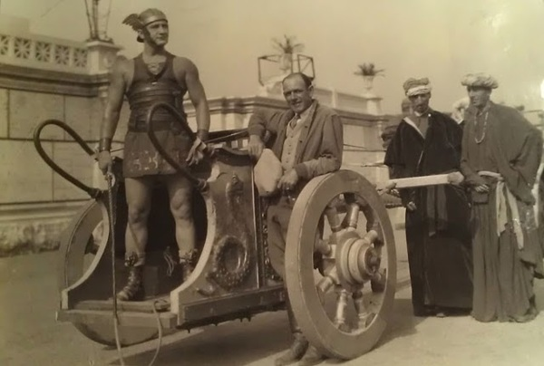 Ben-Hur 1925: Rare and Amazing Behind the Scenes Photos From the Making of the Most Expensive Silent Film Ever Made | Yesterday Today